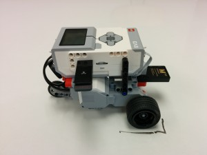 LegoEv3RobotWithGyroscope