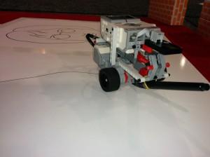 LegoEv3RobotDrawing