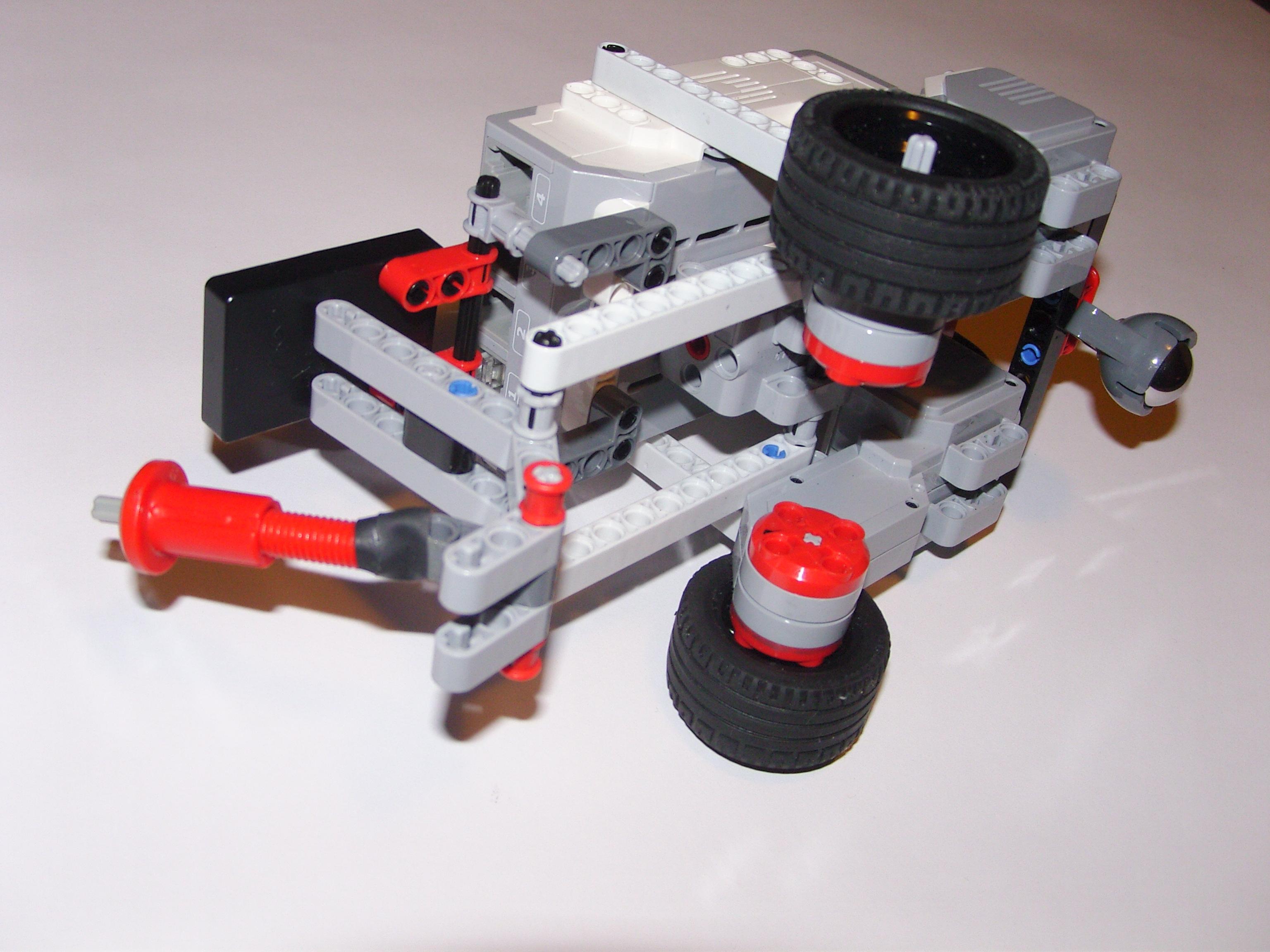 Camera Lego Mindstorm : Robot navigation » ev3 drawing robot